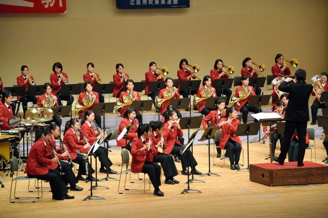 15県吹奏楽コンクール